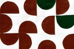 Barna és fekete 20000. 21×29cm, színes papír