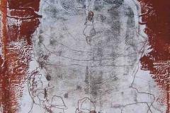 Razglednicák 6. 2009. 30×42cm, monotípia
