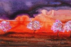 Tavasz1 2013. 11×16 akril, farost