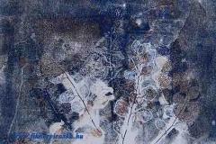 Ezüstkert emléke 2003-14. 28×37cm, monotípia