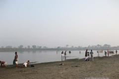 2. Reggel a Jamuna partján