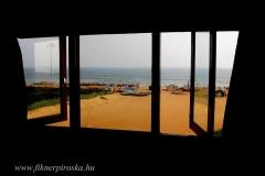 33. Kilátás a tengerpartra - Bengáli öböl-Puriban