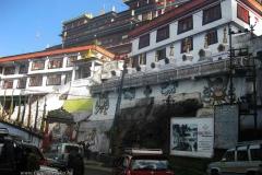 9. Darjeeling budhista kolostor