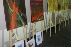 Kiállítás a Beyond Hotelben