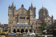 A mumbai Cshatrapati Sívádzsi pályaudvar