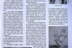 2003. 03. 30. -Tata Magyary Zoltán Művelődési Központ - Művészet Barátai 2003. május -júniusi szám