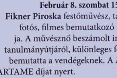 2014. MŰTEREM 1. évfolyam 2. szám