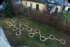 Őszi hatszögmezők