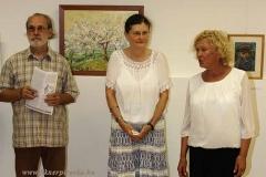 Bukta Mária Mezőszemere polgármestere köszönt