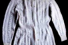 Horgolt kabátka1972 körül