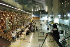 1. Airport Ghandi in Delhi