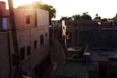 6. Kora reggel Vrindavanban